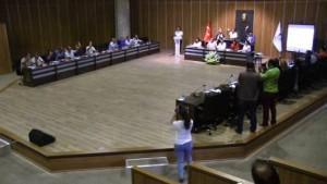 Bodrum belediyesi meclisi-Tarık Akan