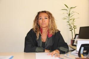 Avukat Cavidan Karaöz Özyiğit