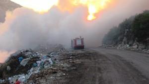 Bodrum-çöplük-yangını