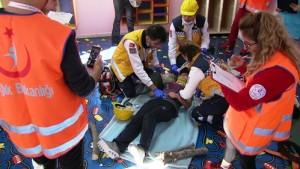 4. Uluslararası Paramedik Kongresi, Ambulans Rallisi ve Alanda Kritik Hastada Girişimsel Müdahaleler Eğitimi