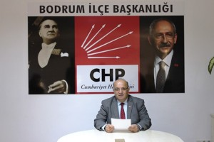 Bodrum-CHP-Recai-Seymen