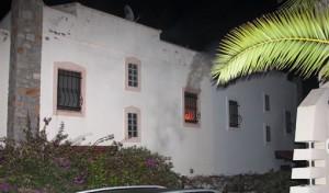 Bodrum-ev yangını