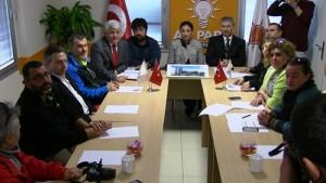 AK Parti Bodrum İlçe Başkanlığı