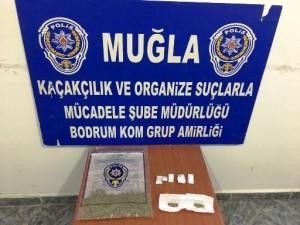 Bodrum İlçe Emniyet Müdürlüğü Kaçakçılık ve Organize Suçlarla Mücadele (KOM) Grup Amirliği