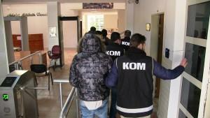 Bodrum İlçe Emniyet Müdürlüğüne bağlı Kaçakçılık ve Organize Suçlarla Mücadele (KOM) Grup Amirliği