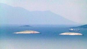 Bodrum-kardak kayalıkları