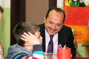 Emin Geçin-İlçe Milli Eğitim Müdürü