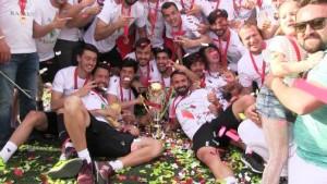 bodrumspor-Şampiyon kupası