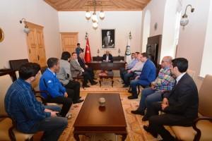 Büyükşehir Türkiye Şampiyonası'na ev sahipliği yapacak
