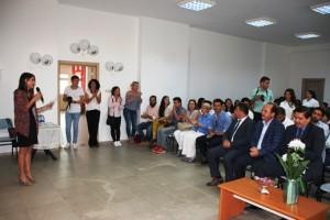 Ayşe Gülsevim - Ali Rüştü Kaynak Anadolu Lisesi