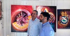 Bodrum Dereköy'deki HGC Art Gallery