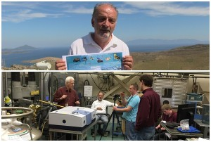 GeoCosmo Bilim Merkezinin başkan yardımcısı Ronald Karel