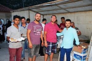 Konacık iftar