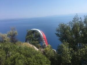 milas-paraşüt kazası