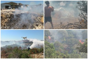 İslamhaneleri yangını