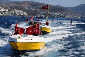 Bodrum-15 Temmuz-Anma-Gündoğan