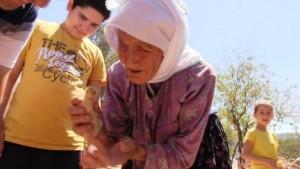 Bodrum-depremzede Ayşe Küçükköse