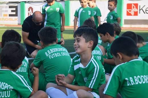 BODRUMSPOR'DA FUTBOL AKADEMİSİ SEÇMELERİ