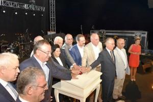 TOBB Başkanı Rifat Hisarcıklıoğlu-Muğla