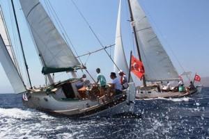 bodrum-yelken yarışları