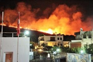 Akyarlar yangını