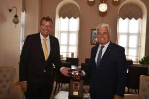 Almanya Federal Cumhuriyeti İzmir Başkonsolosu Dr. Rainer Lassig