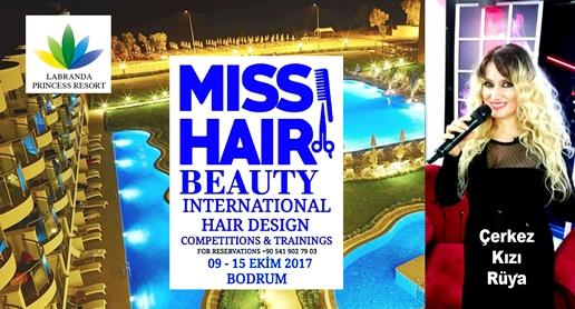 MISS HAIR BEAUTY-BODRUM BAŞLIYOR