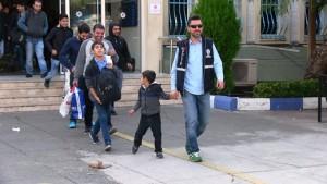 Bodrum-düzensiz göçmen