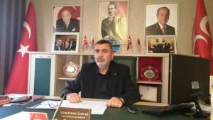 (MHP) Bodrum İlçe Başkanı Cengizhan Sancar