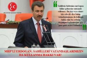 MHP-Milletvekili Mehmet Erdoğan