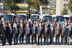 Muğla'da Dönüşümle Ulaşım Rahat (6)