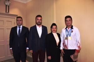 Okçuluk Milli Takım Sporcusu Emircan Haney
