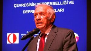 Türkiye Deprem Danışma Kurulu Üyesi Prof. Dr. Ali Koçyiğit, Bodrum