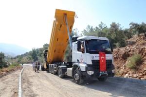 asfalt calismalari yarimada genelinde suruyor (2)