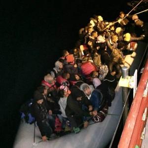 göçmen kaçakçılığı-bodrum