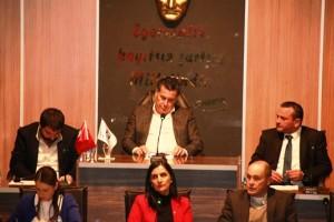 Bodrum Belediyesi, 2017 yılı Aralık Ayı Olağan Meclis Toplantıs