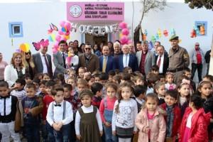 Turgutreis Amiral Turgutreis İlkokulu Gülendam Tanju Mandalinci Ana Sınıfları