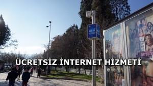Büyükşehir'den Ücretsiz İnternet Hizmeti (4)