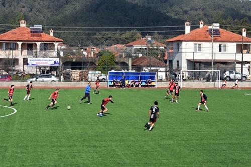 MUĞLA'NIN FIFA STANDARTLARINDAKİ TESİSİ AÇILDI