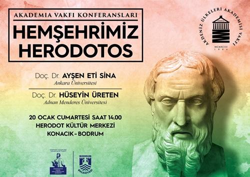 HEMŞEHRİMİZ HERODOTOS