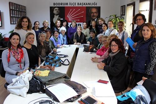 CHP_Bodrum_Kadın_Kolları