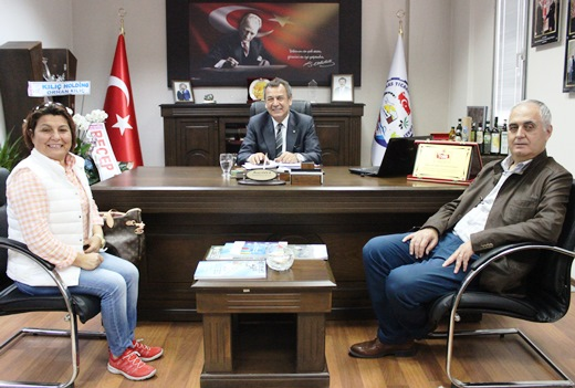 BODEX TRAVEL & YACHTİNG'DEN MİTSO'YA SEÇİM KUTLAMASI
