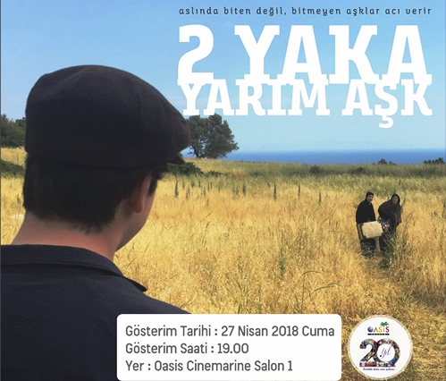 '2 YAKA YARIM AŞK' KISA FİLMİ