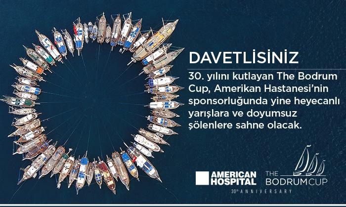THE BODRUM CUP'DA 30. YIL COŞKUSU