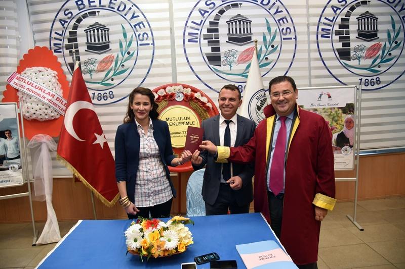 1000'NCİ NİKÂH BAŞKANDAN