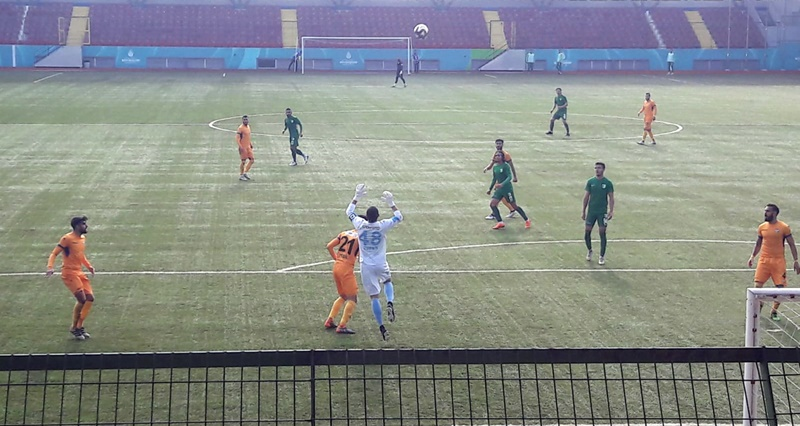 İSTANBUL DEPLASMANI 0-0 SONUÇLANDI