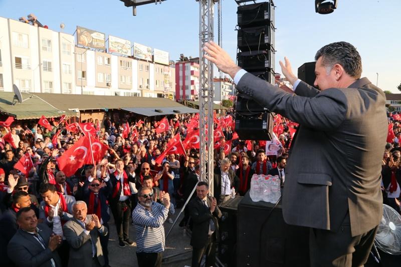 DALAMAN MEHMET KOCADON'U BAĞRINA BASTI!
