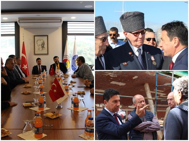 """CHP ADAYI ARAS: """"DAHA ÇOK KAZANMAK İÇİN, DEĞİŞİM ŞART """""""