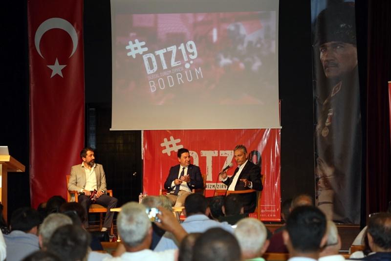 BODRUM 'AKILLI TURİZM KENTİ' OLMA YOLUNDA