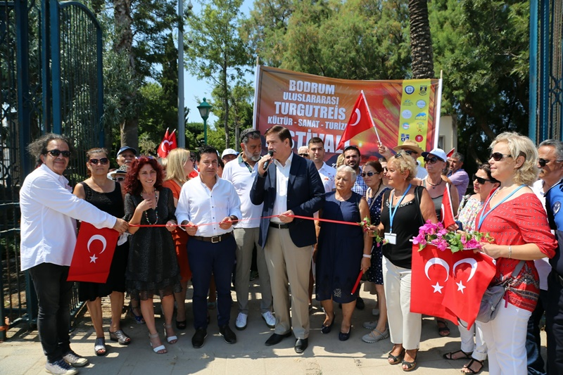 TURGUTREİS FESTİVALİ BAŞLADI